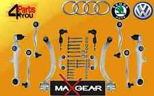 AUDI A4 A6 PASSAT SUPERB Complete front suspension control arms track  kit