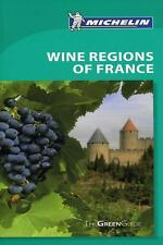 Michelin Green Guide Wine Regions of France, 3e (Green GuideMichelin)-ExLibrary