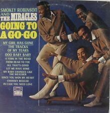"THE MIRACLES~""GOING TO A' GO-GO""~ U.S.ORIGINAL TAMLA-267 ""MONO-VG/VG+""~LP!!!"