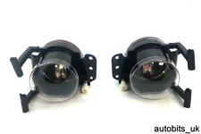 BMW E60 E61 5ER 2003-2010 FOG LAMP LAMPS LIGHT LIGHTS N/S LEFT + O/S RIGHT PAIR