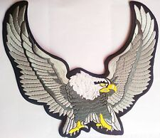 LARGE patch large motorcycle patches Eagle patch 29 x 25 cm