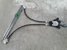 PEUGEOT 306 N/S/F WINDOW REGULATOR + MOTOR PASSENGER SIDE FRONT GTI6 GTI 6 HDI