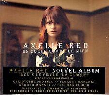 CD - AXELLE RED - Un coeur comme le mien