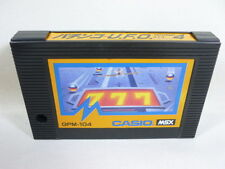 MSX PACHINKO UFO 4 U.F.O Casio Cartridge Import Japan Video Game msx cart