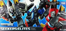 Transformers Henkei Classic United Seeker Elite Jet Dirge Thrust  Ramjet Set JP