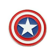 Marvel Avengers Captain America Belt Buckle - UK Seller