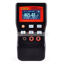 MLC500 AutoRanging LC Meter Up to 100H 100mF, 1% Accuracy 5 Test Capacitor New