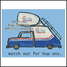 "Fridge Fun Refrigerator Magnet ARRESTED DEVELOPMENT Bluth Staircar ""Watch Out..."