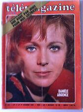 TELEMAGAZINE du 12/1968; Danièle Argence/ Melina Mercouri/ Leprince-Ringuet