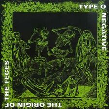 TYPE O NEGATIVE - The Origin Of The Feces CD