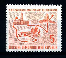 "GERMANY - GERMANIA DDR - 1957 - 10a edizione "" International Bicycle Peace Race"""