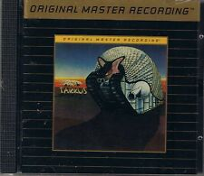 Emerson, Lake & Palmer Tarkus MFSL Gold CD Neu OVP Sealed UDCD 598