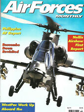 Air Forces Monthly 111 Philippine AF Boscombe Down Turky USS Constellation Cobra