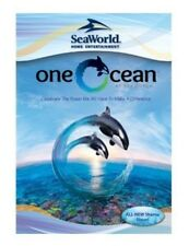 SeaWorld's One Ocean DVD Shamu Show DVD New Sealed