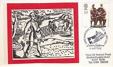 11 MAY 1993 ART IN THE 20th CENTURY COVER SWISS NATIONAL TOURIST OFFICE SHS