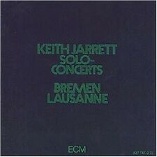 "Keith Jarrett ""solo concerts"" 2 CD JAZZ NEUF"