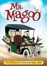 Mr. Magoo: Theatrical Collection 1949-1959 [4 Discs] (2014, REGION 1 DVD New)