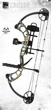 New 2016 Bear Archery Cruzer RTH 5-70# Right Hand Bow Pkg Realtree Xtra Camo