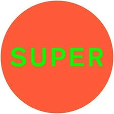 PET SHOP BOYS - SUPER (COLOURED VINYL/GATEFOLD/MP3)  VINYL LP + MP3 NEW+