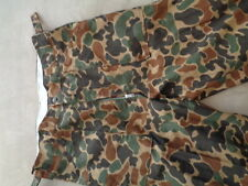Vietnam War Duck Hunter Camo Pants 1