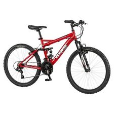 "Boy's 24"" Mongoose Standoff Mountain Bike"
