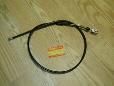 Suzuki NOS DS80, RM50, 1978-79, 1992, Clutch Cable Assembly, # 58200-46400   S82