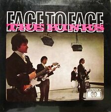 The Kinks - Face to face (F 1966)  record made in France, cover German !
