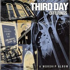 Offerings: A Worship Album - Third Day (CD, 2000, Essential) - FREE SHIPPING