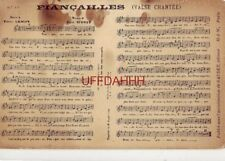 No. 17 FIANCAILLES (Valse Chantee) FABRICE LEMON - EMILE WESLY