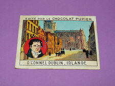 CHROMO CHOCOLAT PUPIER EUROPE 1932 IRLANDE O'CONNEL DUBLIN