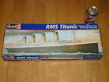 RMS TITANIC, OCEAN LINER, SHIP, Plastic Model Kit, Scale 1:570