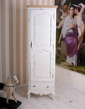 ARMADIO in stile country bianco guardaroba ARMADIO VINTAGE