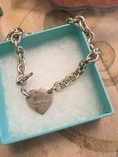 Tiffany & Co Heart Choker Necklace