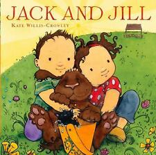 Jack and Jill, Willis-Crowley, Kate, New Books