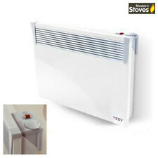 Electric Convector Panel Heater 3000w Wall Mounted - Modern Design and Slimline