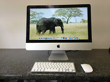 "Apple iMac 21.5"" Slimline Desktop - Boxed - Hardly Used - Warranty"