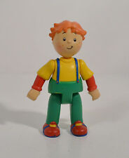 "2002 Leo 3.5"" Irwin Action Figure PBS Kids Caillou Treehouse"