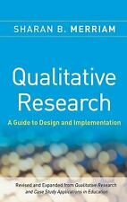Qualitative Research: A Guide to Design and Implementation-ExLibrary