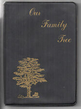 Genealogy - Your Family Tree - Mini Binders - charts and forms