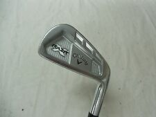 Callaway Razr X Forged Single 4 Iron Project X 5.5 Firm Flex Steel Used Rh