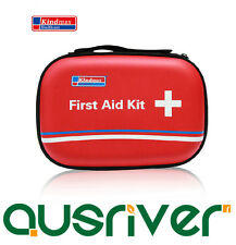 KindMax Water-Proof Portable Emergency First Aid Kit For Car Travel Vehicle