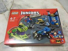 Lego Junior 10724 Easy to Build Batman™ & Superman™ vs. Lex Luthor™ New MISB