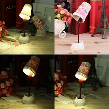 New Fashion Modern DIY Creative Pouring Coffee LED Table Lamp USB EA