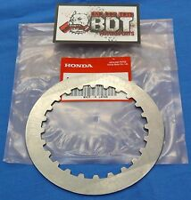HONDA ATC 350X ATC350X OEM ENGINE CLUTCH STEEL PLATE NEW
