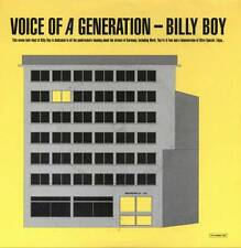Voice Of A Generation - Billy Boy EP 1999 / Swedish Street Punk