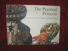 THE PRACTICAL PRINCESS Jay Williams & Friso Henstra 1969 1st ED Childrens Book