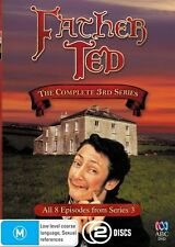 Father Ted Series : Season 3 : NEW DVD