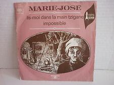 MARIE JOSE Lismoi dans la main tzigane 3326
