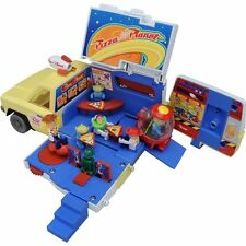 Takara Tomy Tomica Disney Pixar Toy Story Pizza Planet Truck Play Set Diecast