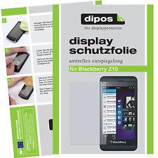 2x Blackberry Z10 Protector de Pantalla protectores mate
